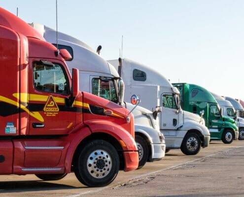 4 Ways Truckers Can Stay Healthy on the Road in New York